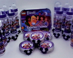 Kit festa Infantil LEGO FRIENDS