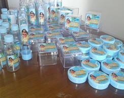 Kit Moana 80 Itens Personalizados