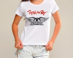 camisetas bon jovi rock in rio, guns n roses