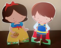 Branca de Neve Cute - display de mesa