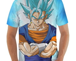 Camiseta - Vegetto Dragon Ball Super