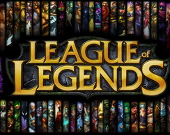 Painel 2x1 League of legends