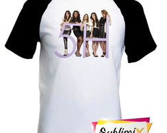 Camiseta Banda Fifth Harmony