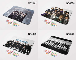 Mouse Pad K pop Super Junior Kpop Jr Banda K-Pop Mousepad
