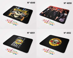 Mouse Pad Guns And Roses Guns n' Roses Rock Musica Mousepad