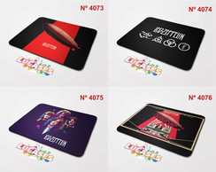 Mouse Pad Led Zeppelin Banda Rock Personalizado Mousepad
