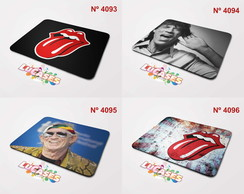 Mouse Pad Red Hot Chilli Peppers Stones Musica Mousepad