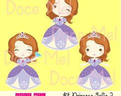 Kit Digital Princesa Sofia 2