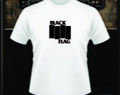 Camiseta Black Flag 01