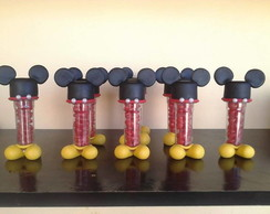 10 mini tubetes mickey biscuit