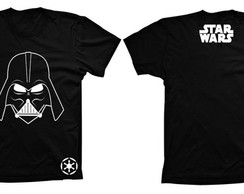 Camiseta Star Wars Darth Vader -A1