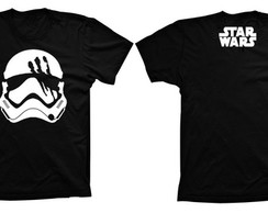 Camiseta Star Wars Stormtrooper Finn -A1