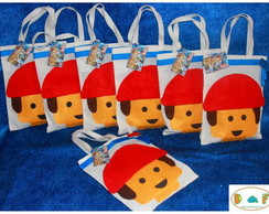 Mini Ecobag Lego Movie
