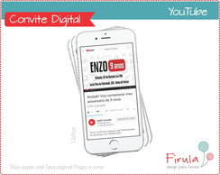 Convite Digital Youtube