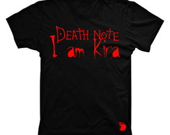 Camiseta Death Note Kyra