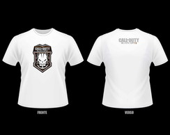 Camiseta Call of Duty - Black OPS 2