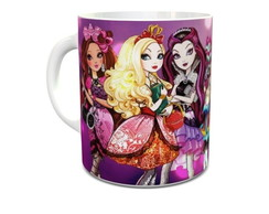 Caneca Ever After High