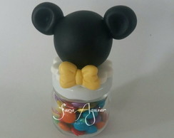 Mini potinhos do Mickey