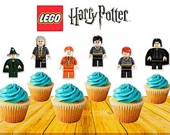 Topper Lego harry potter