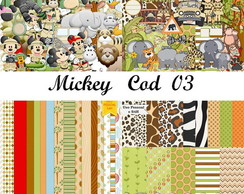 PAPEL DIGITAL MICKEY