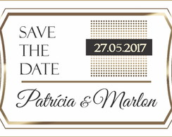 Arte Digital SAVE THE DATE CASAMENTO 1