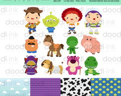 Kit Digital Toy Story cute 1 - dood 3