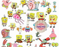 Kit Digital Bob Esponja