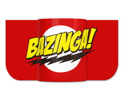 Caneca Big Bang Theory Sheldon Series