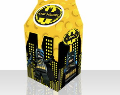 Caixa Milk Batman Lego