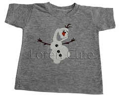 Body ou Camiseta Olaf