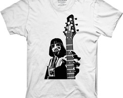 camisa camiseta star wars darth vader guitar master
