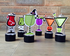 Mini tubete Halloween