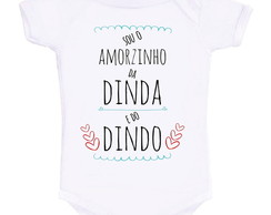 Body Sou o Amorzinho da Dinda e do Dindo