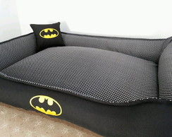 Cama Pet cachorro grande porte G Batman