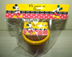 Kit Lanche Mickey