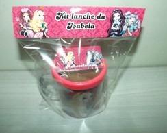 Kit Lanche Ever After High