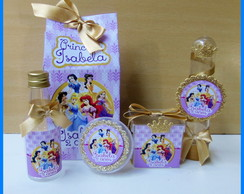 Kit Princesas DIsney Deluxe