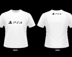 Camiseta Playstation - PS4