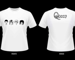 Camiseta Queen - Hot Space