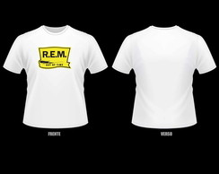 Camiseta R.E.M. - Out of Time
