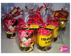 Cofrinhos Minnie e Mickey