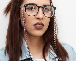 f53e29662967b Corrente de óculos Black Mamba 2 (cordinha de óculos) no Elo7   É ...