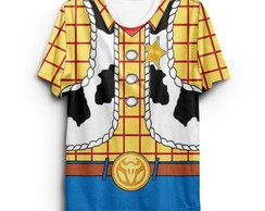 Camiseta Wood Toy Story Manga Longa
