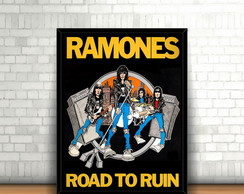 Quadro Road to Ruin / Ramones