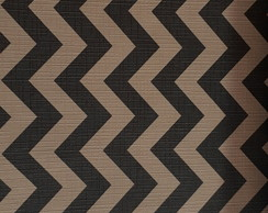 Pvc Chevron Fendi