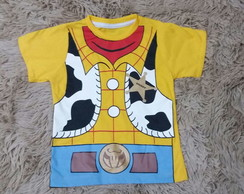 Camiseta Fantasia Woody