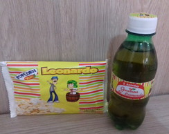 Kit Cinema Pipoca e Guarana Chaves