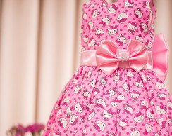 Vestido da Hello Kitty