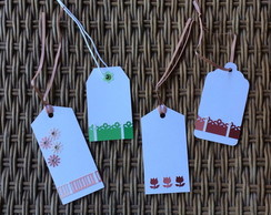 Tags para Presentes (kit)