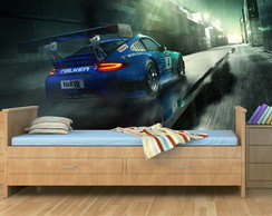Adesivo Poster Painel Super Carros M10